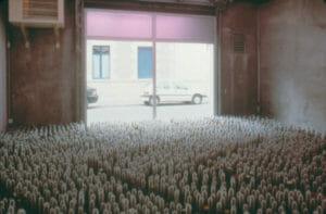 Cactus Painting, Tours, 2000