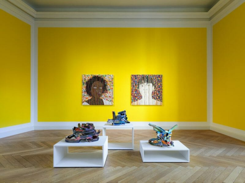 Exhibition - The women I know - Kewenig