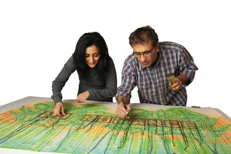 Ghada & Reza