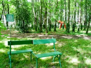 Le Rivau - Love park Ghada amer - 2
