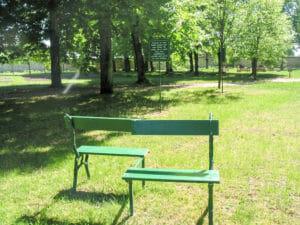 Le Rivau - Love park Ghada amer - 3