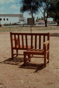 Love Park, 1999, SITE Sante Fe Third International Biennial, Installation View, Amer 4